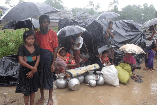 Rohingya refugees increasingly unwanted in Bangladesh