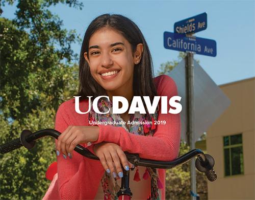 Admissions Brochures UC Davis
