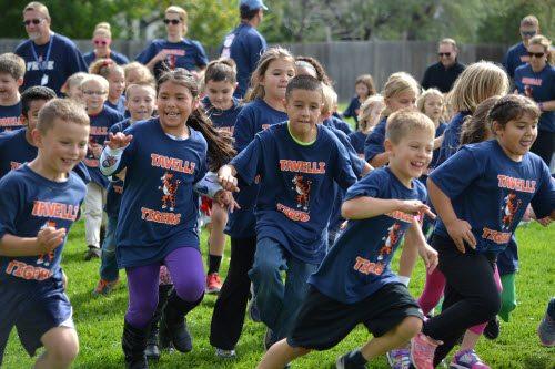 Walk-a-Thon School Fundraisers Colorado UCHealth