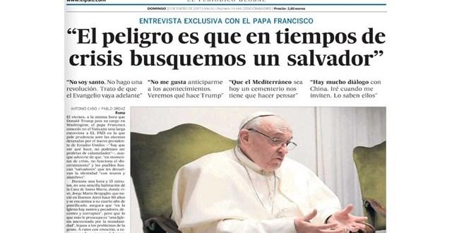 البابا فرنسيس: جميعنا مسؤولون عن الحفاظ على السلام