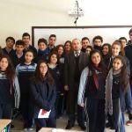 """""""لابورا"""" تنظم لقاءً توجيهياً في في مدرسة الادفنتست - البوشرية"""