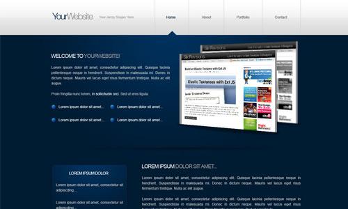 portfolio layout design tutorial