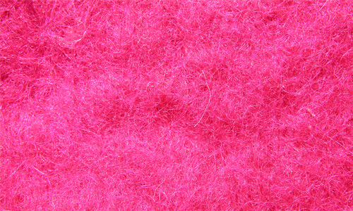 soft artificial woolen fabric