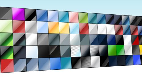 modem gradient photoshop