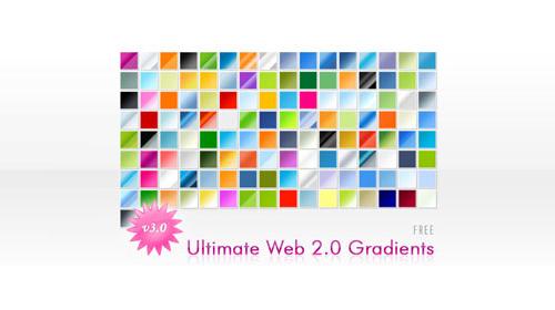 ultimate web photoshop gradient