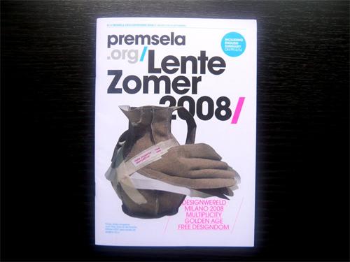 Booklet Designs - Premsela Booklets