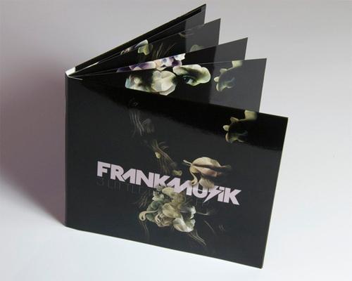 Booklet Designs - Frank Musik