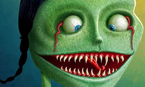 Halloween Photoshop Tutorials - Monster Tutorials