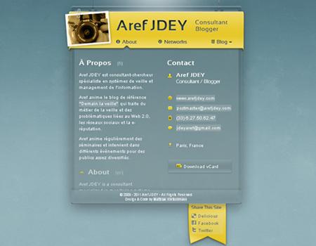 Aref JDEY