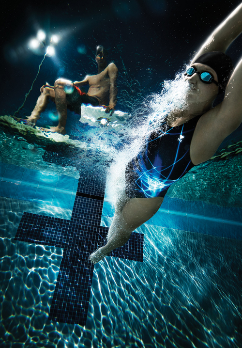 Underwater Photography TYR Summer Catalogue