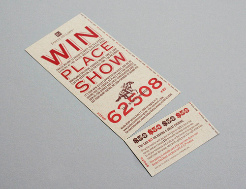 exciting custom event ticket designs to get ideas from