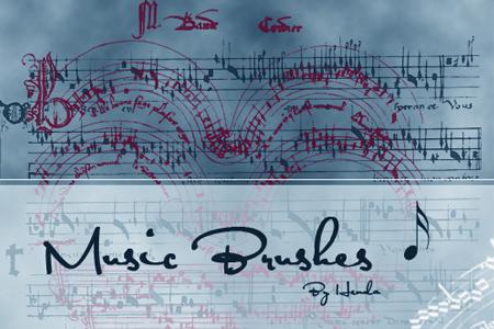 music-photoshop-brushes-10-Music-Brush