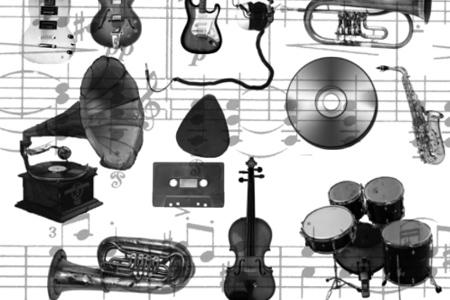 """"""" أدوات موسيقية"""