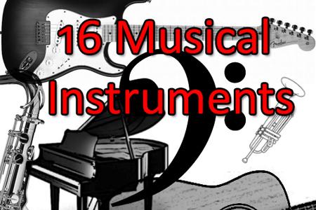 music-photoshop-brushes-15-Musical-Instrument-Brushes