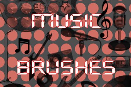 music-photoshop-brushes-23-Music-Brushes
