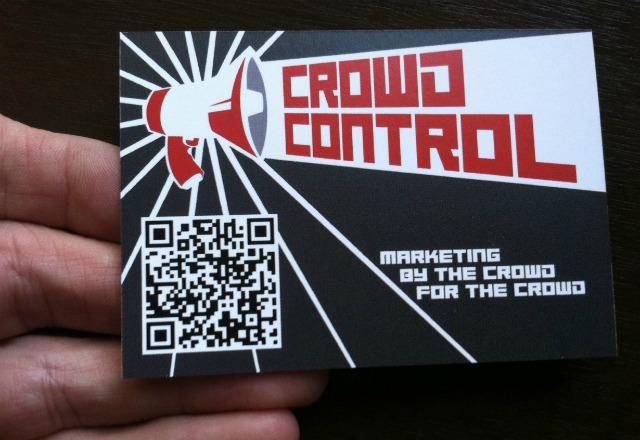 UCreative.com10 Ways to Use QR Codes in Business Card Design
