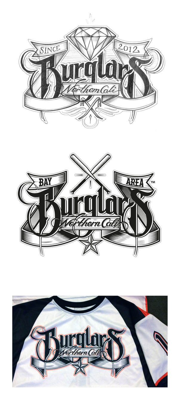 Burglars by Martin Schmetzer via YouTheDesigner