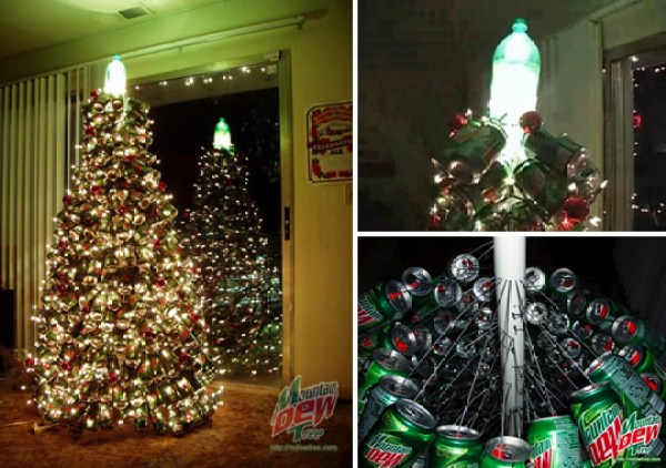 Mountain dew tree via You The Designer