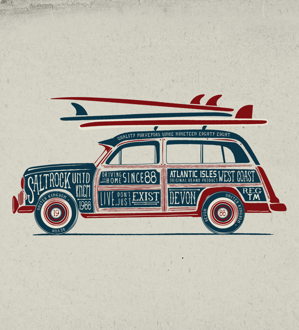 Vintage Graphics by Neil Beech