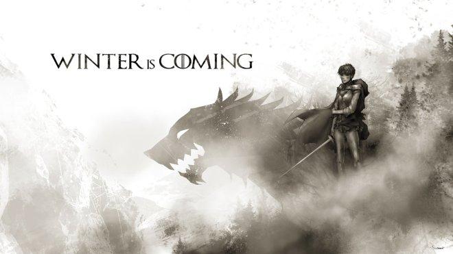 Arya Stark - Digital Illustration by Darren Geers
