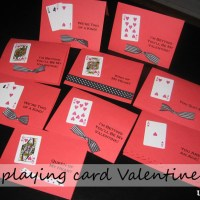 Make It: Playing Card Valentines!