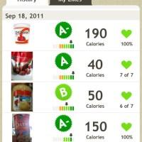Review: Fooducate App