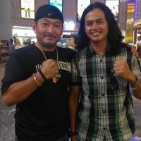 Master Seng Stunt dan Udeh Nans Pejuang Stunt
