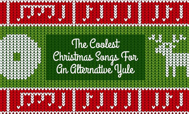 20 Cool Christmas Songs For Alternative Yulesters uDiscover