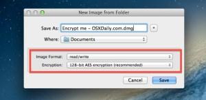 Create An Encrypted Folder In macOS?