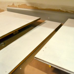 Priming Kitchen Cabinets: Days 2 and 3