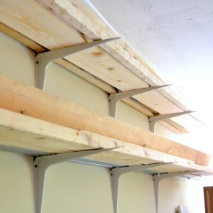 Cheap and Easy DIY Lumber Rack