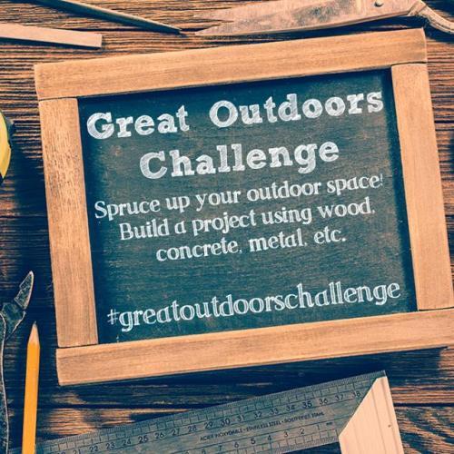 greatoudoorschallenge Great Outdoors Challenge