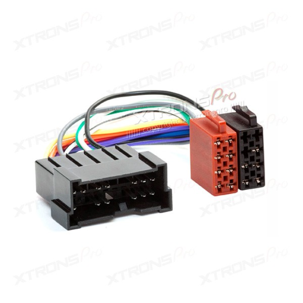 Radio Cable ISO Plug Power Adapter ISO Wiring Harness for HYUNDAI