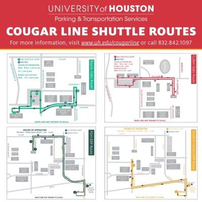 Cougar Line Shuttles - University of Houston