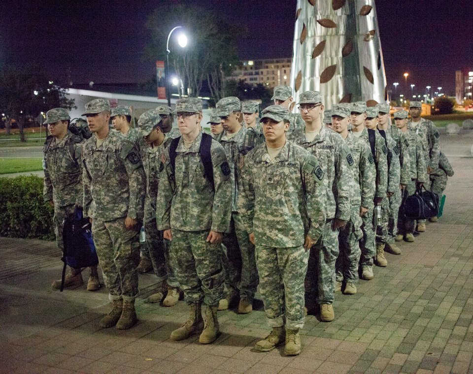 UH Army ROTC Battalion Sets Goals for Growth, Additional
