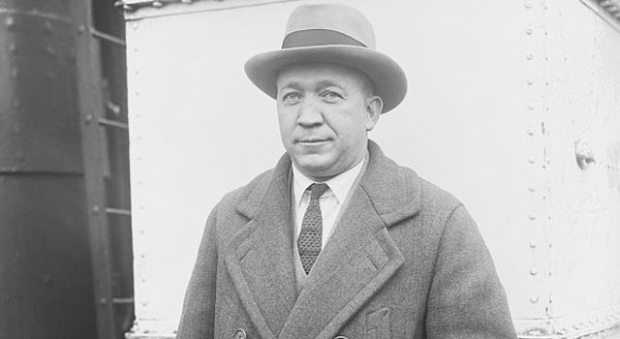 Knute Rockne coached Notre Dame to a national championship in 1929.
