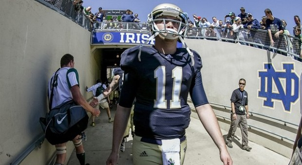 Tommy Rees - 2013 Notre Dame Starting Quarterback