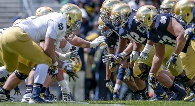 Notre Dame Football - 2013 Position Battles