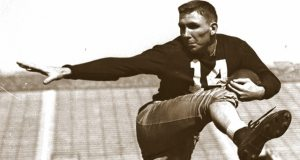 John Lattner - 1953 Heisman Trophy Winner