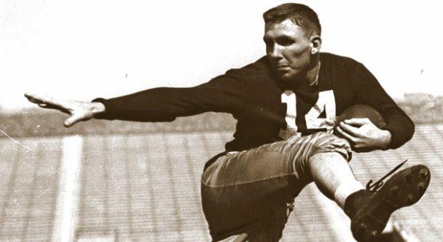 John Lattner - 1953 Heisman Trophy Winner