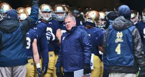 2015 Notre Dame Football Schedule