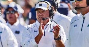 Brian Kelly - Notre Dame Head Coach