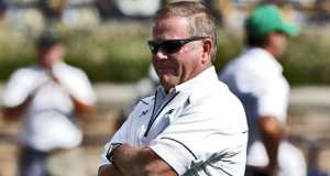 Brian Kelly Contract Extension