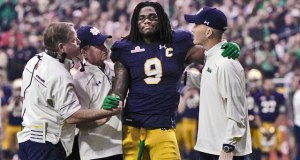 Jaylon Smith Injury