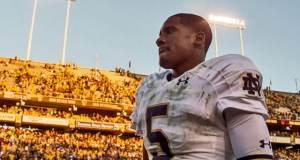 Everett Golson returning to Notre Dame