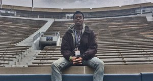 Paulson Adebo - Notre Dame CB Recruit