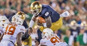Notre Dame vs. Texas