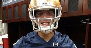 Matthew Bauer - Notre Dame LB Commit