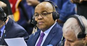 Mike Tirico Notre Dame