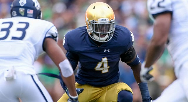 Notre Dame Football Depth Chart 2016 Michigan State   UHND